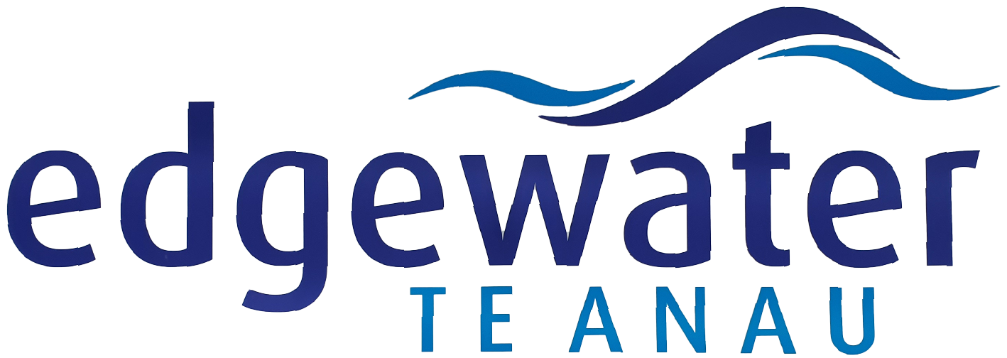 Edgewater Motel Te Anau Logo