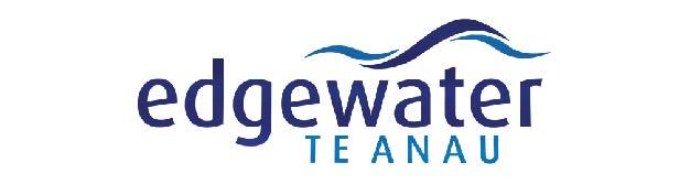 Edgewater motel Logo